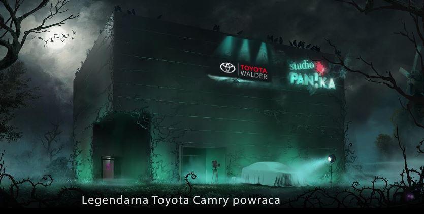 19.10.2018 Wielka Trójmiejska Premiera Toyoty Camry
